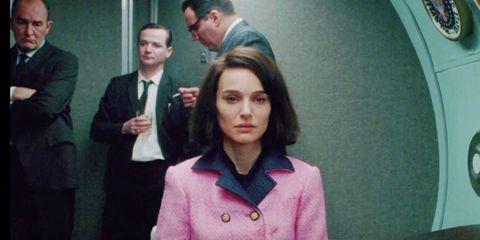 Natalie Portman as 'Jackie'