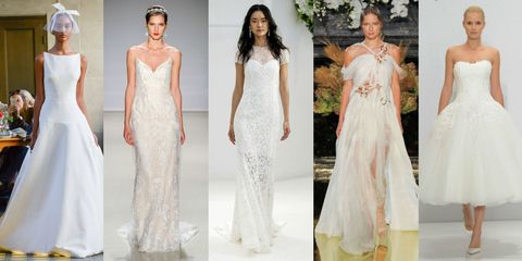 Best Dresses from Bridal Week Fall 2017- 42 of the Prettiest Dresses