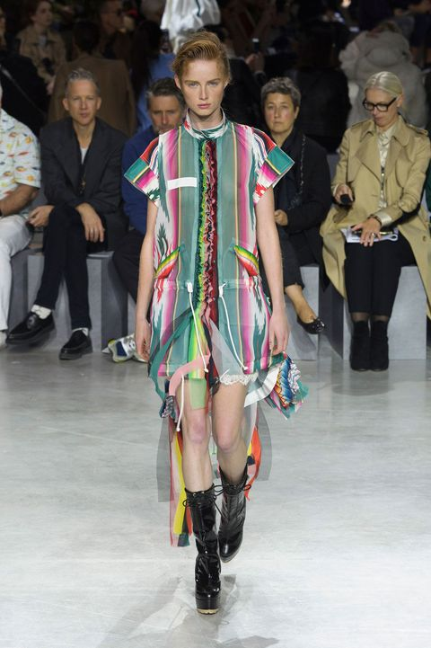 Footwear, Leg, Human, Event, Fashion show, Shoulder, Runway, Joint, Outerwear, Style,