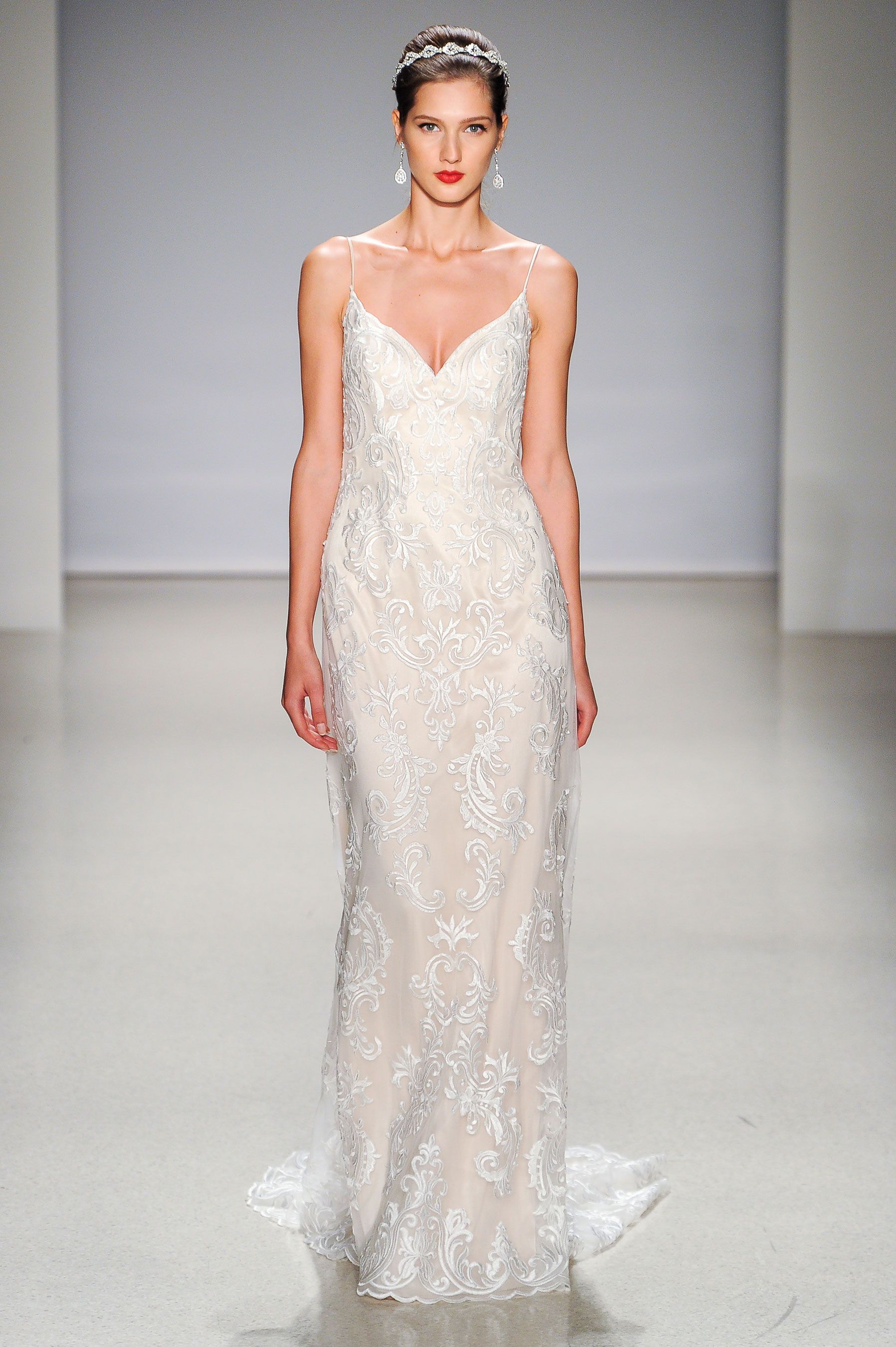 Best dresses from bridal week fall 2017 42 of the prettiest dresses ombrellifo Gallery