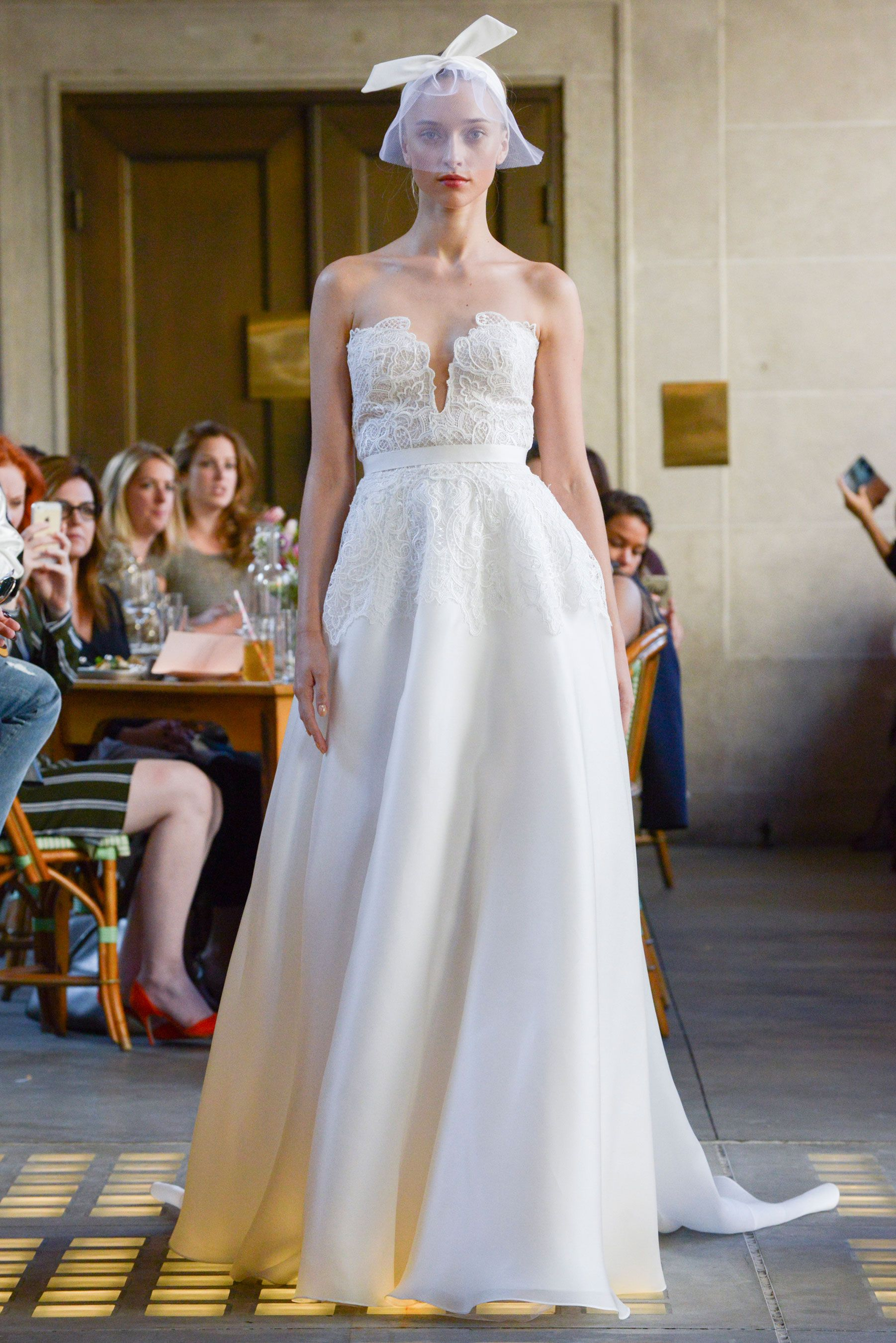 best dresses from bridal week fall 2017 42 of the prettiest dresses