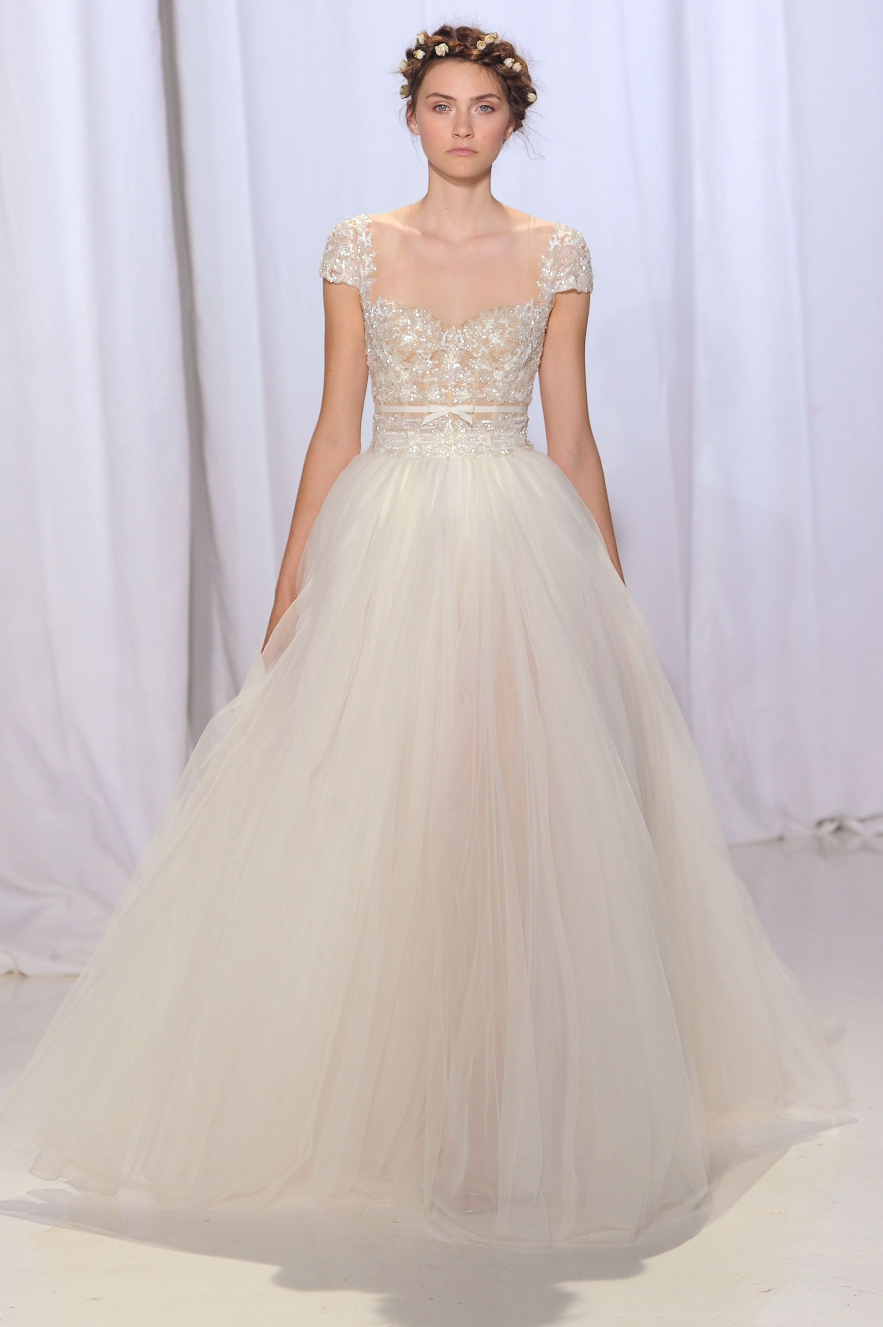 Best dresses from bridal week fall 2017 42 of the prettiest dresses ombrellifo Choice Image