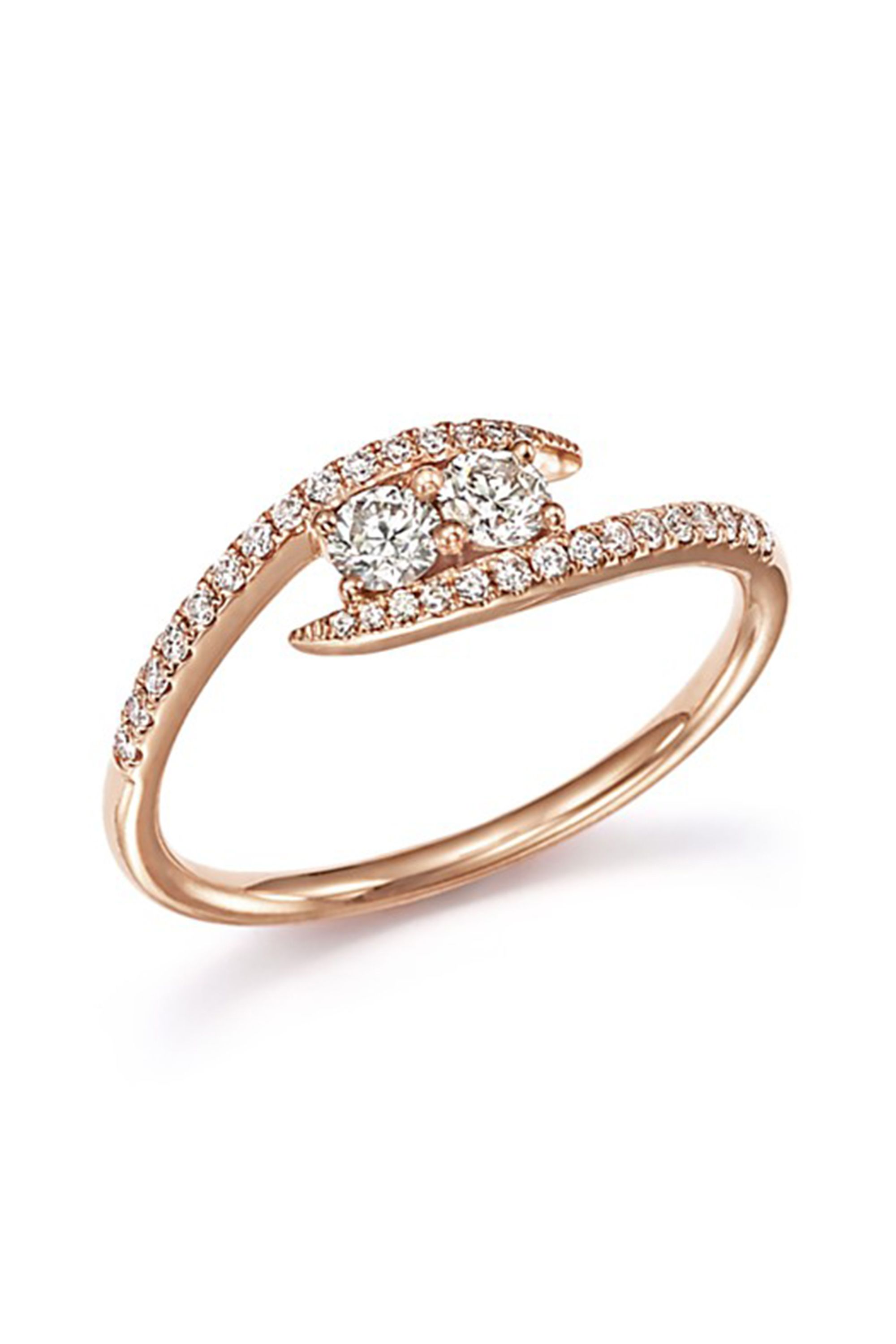 category rings style pave fashion band of halo twisted in cut adiamor rose wedding blog the and archives page gold