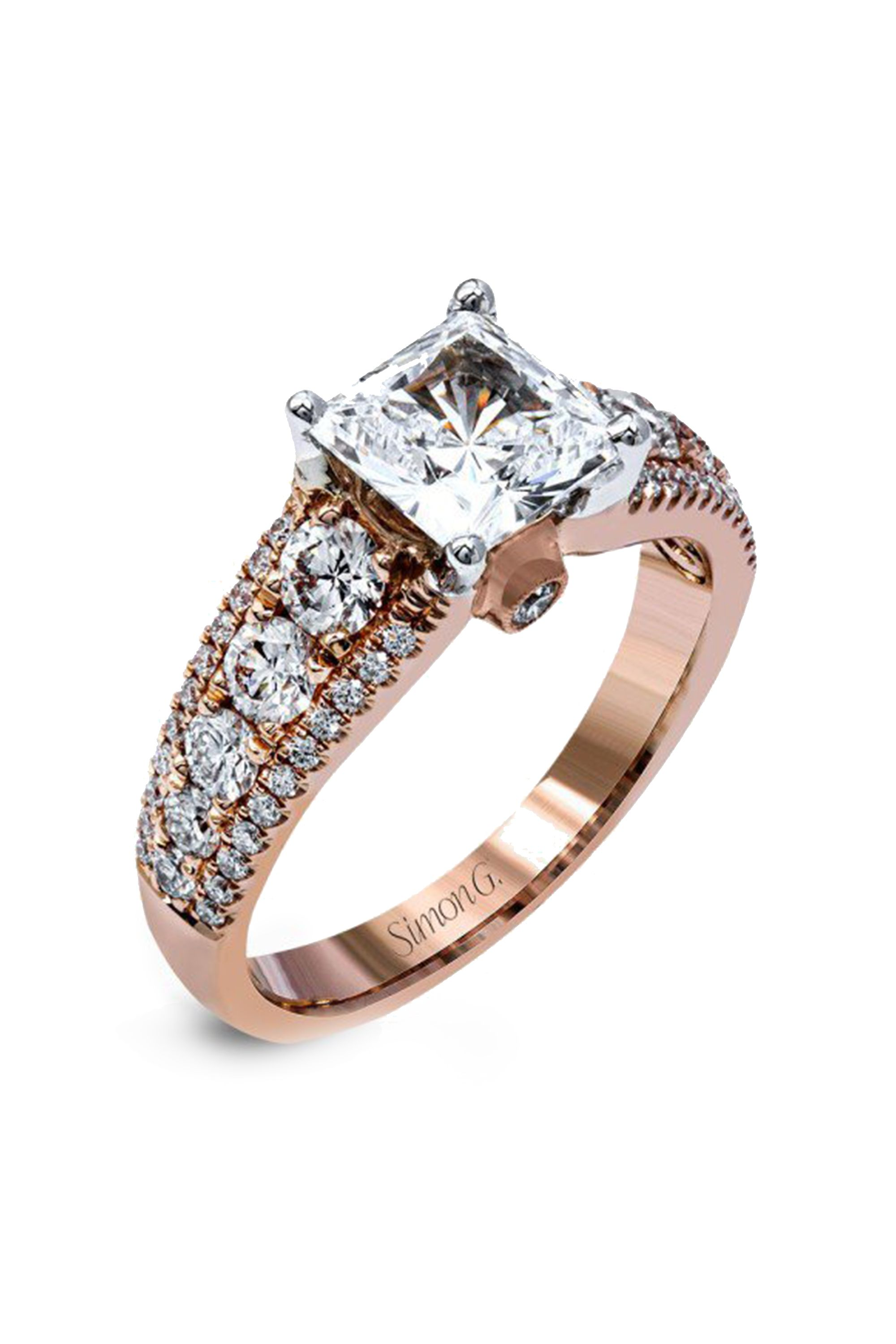 and matching wedding sets rose platinum galleries gold mccaul goldsmiths women s band men bands