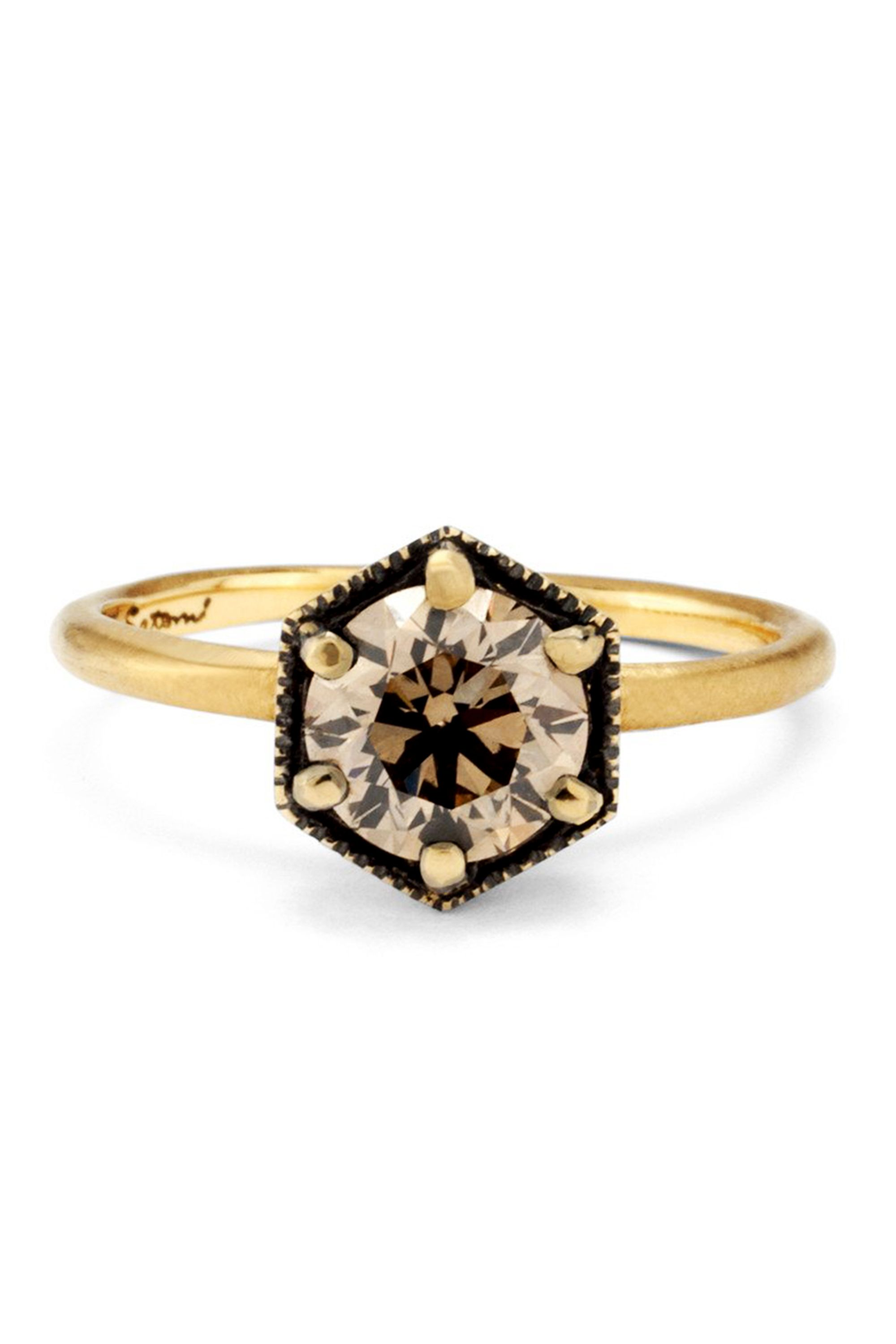 glamour engagement best rings courtesy every bride for wedding gallery nontraditional