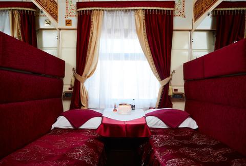 Interior design, Room, Property, Red, Textile, Bed, Interior design, Linens, Bedding, Bedroom,