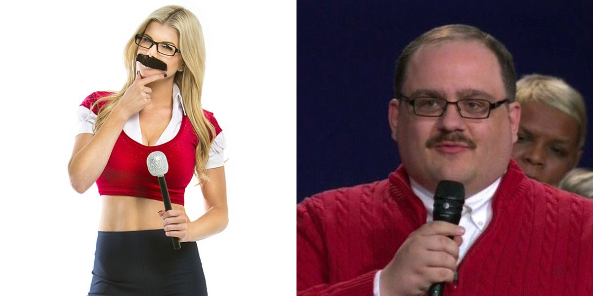 A Sexy Ken Bone Halloween Costume Now Exists - Kenneth Bone ...