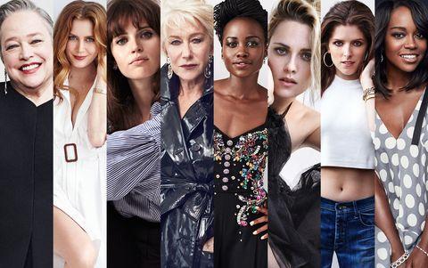 Meet ELLE's 2016 Women in Hollywood