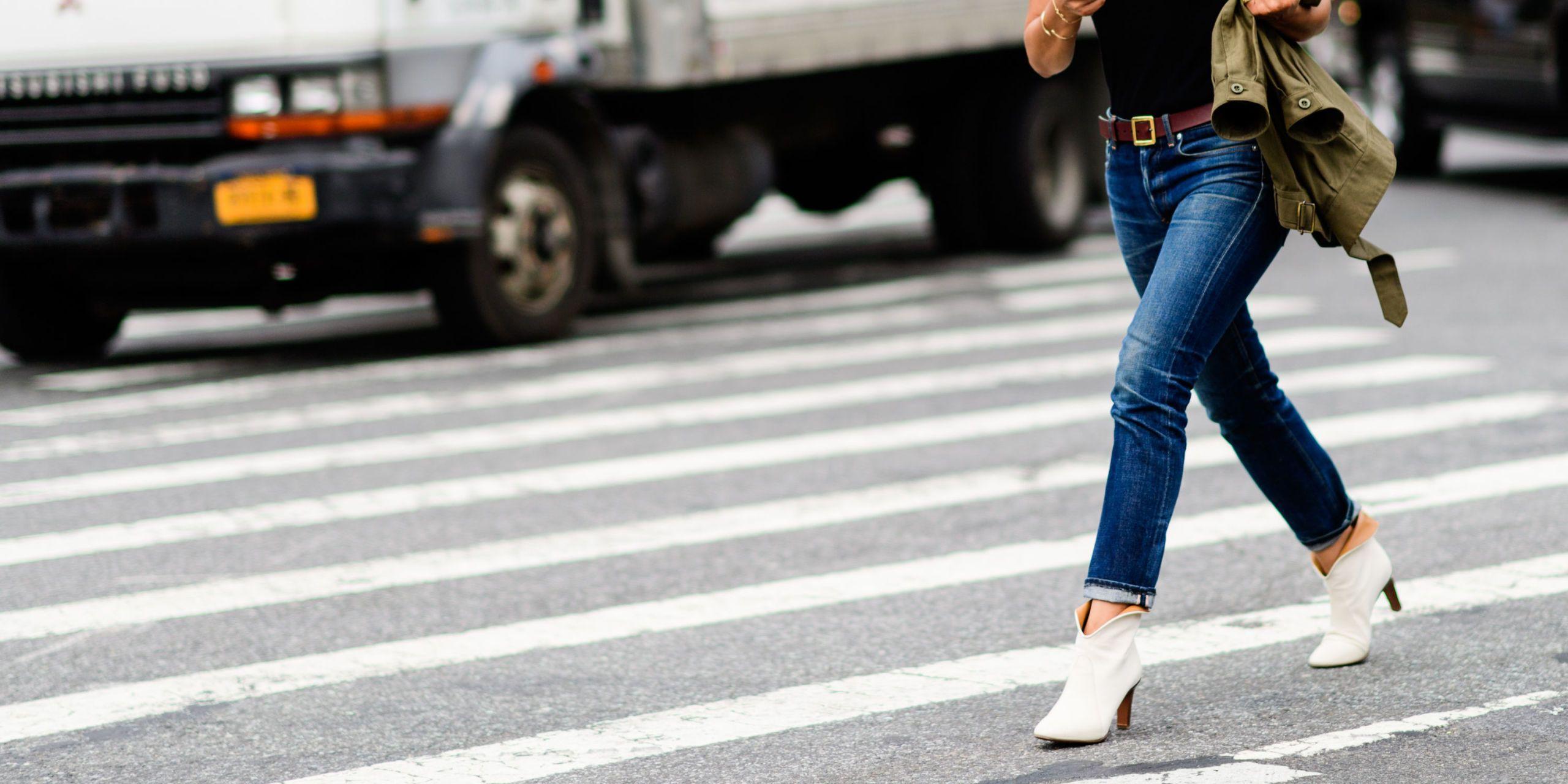 white boot fashion