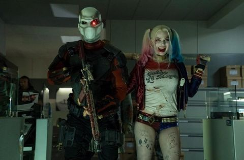 <p>Warning: You won't be the only girl (or boy) thinking of dressing as Suicide Squad's Harley Quinn this Halloween.&nbsp;Fact.&nbsp;</p><p>However, make sure you out-do your competitors by copying Harley's tattoos, invest in hair chalk, and practice your bat-swinging pose.&nbsp;</p>