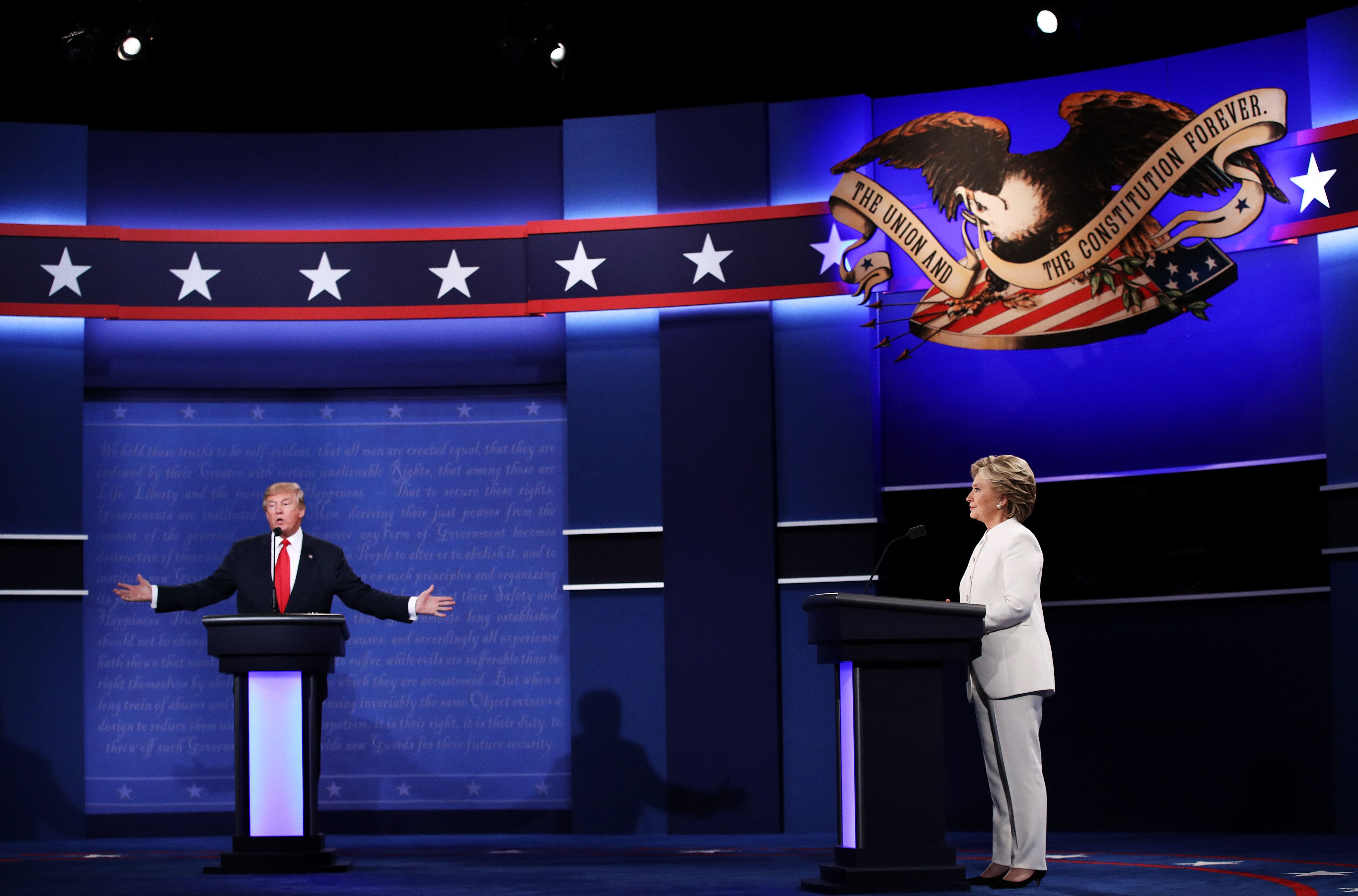 The 20 funniest tweets about the third and final presidential debate
