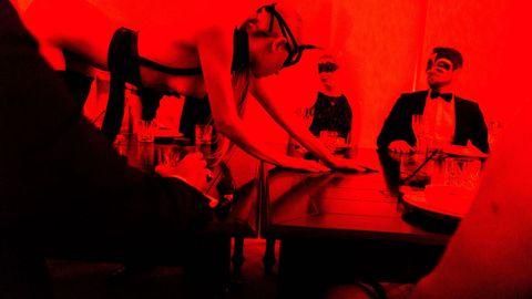 Table, Flesh,