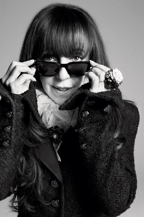 Eyewear, Vision care, Glasses, Hairstyle, Jacket, Outerwear, Bangs, Style, Goggles, Black hair,