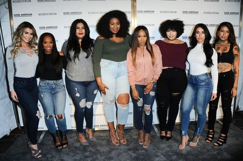 4808951dd21 Khloe Kardashian Good American Jeans Interview-What Jeans Does Khloe ...