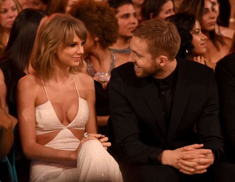 Maybe THIS Is Why Taylor Swift and Calvin Harris Declared Peace
