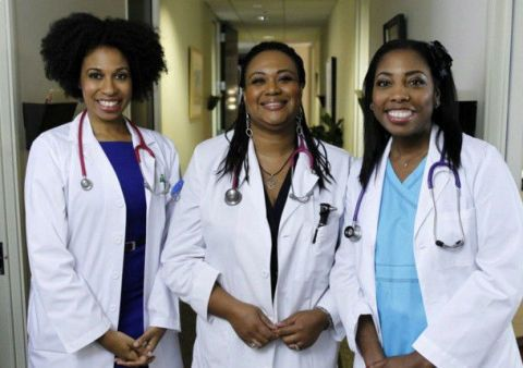 Black Women Fight Stereotypes With #WhatADoctorLooksLike