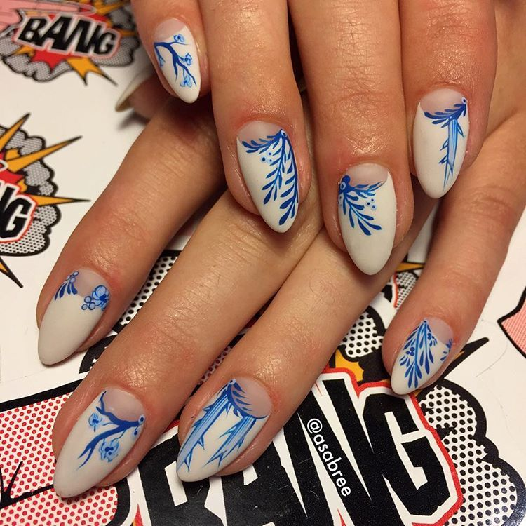 Best winter nail designs 19 nail looks to fight away the winter pself proclaimed nail artist connoisseurnbspasa bree sieracki prinsesfo Gallery