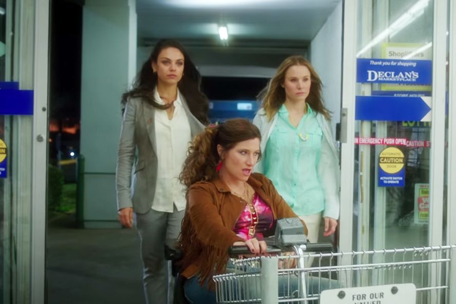 """<p><em data-redactor-tag=""""em"""" data-verified=""""redactor"""">Bad Moms</em> is an important inclusion here,not because it's the world's most amazing movie (it isn't), but because it acknowledgesthat motherhood is hilarious. Despite the title, thismovie, starring Mila Kunis, Kathryn Hahn, and Kristen Bell, is one of the year's most laugh-out-loud comedies. If it has anything to say, it's """"Nobody's perfect"""" and """"Don't judge."""" Forget what other parents are thinking at school drop-off.The news that a <em data-redactor-tag=""""em"""" data-verified=""""redactor"""">Bad Dads</em> sequel is coming next year is concerning, though. Isn't that just <em data-redactor-tag=""""em"""" data-verified=""""redactor"""">every other</em> comedy movie? </p>"""