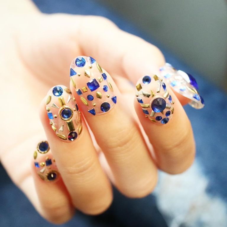 Best Winter Nail Designs - 19 Nail Looks to Fight Away the Winter Blues