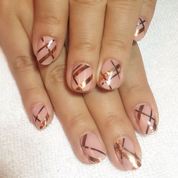 15 Best Thanksgiving Nail Art Designs for 2017 - Thanksgiving ...