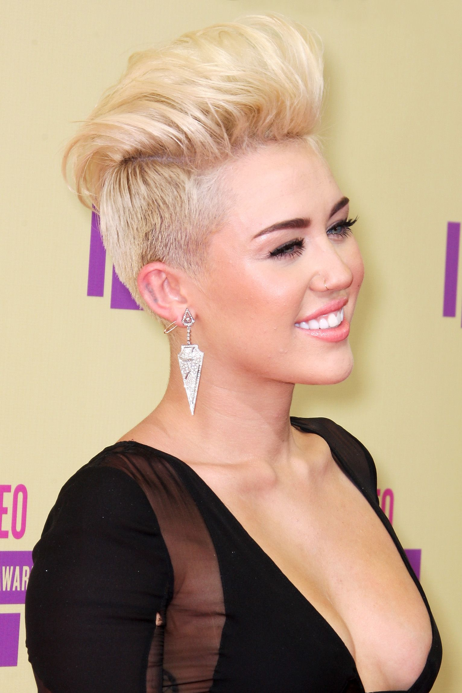 66 Miley Cyrus Hair Cuts And Colors