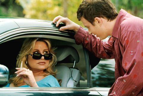 Eyewear, Motor vehicle, Vision care, Automotive design, Automotive exterior, Vehicle door, Mammal, Glass, Sunglasses, Car seat,