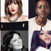 Lip, Eye, Hairstyle, Skin, Eyebrow, Eyelash, Facial expression, Style, Beauty, Iris,