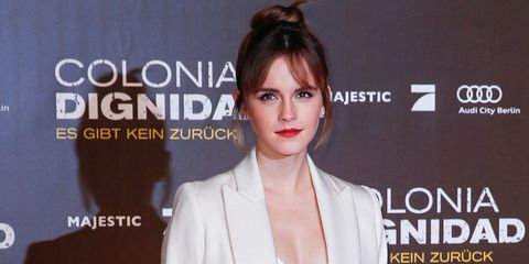 This girl is Emma Watson's total doppelganger