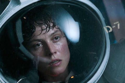 "<p>Yes, this is often categorized as sci-fi.  But <i data-redactor-tag=""i"">Alien</i>&nbsp;makes us jump and recoil at the monster in a way that can only be defined as horror.  As Ripley, Sigourney Weaver is one of the toughest action heroes ever seen on screen. The sequels are also necessary viewing.</p>"