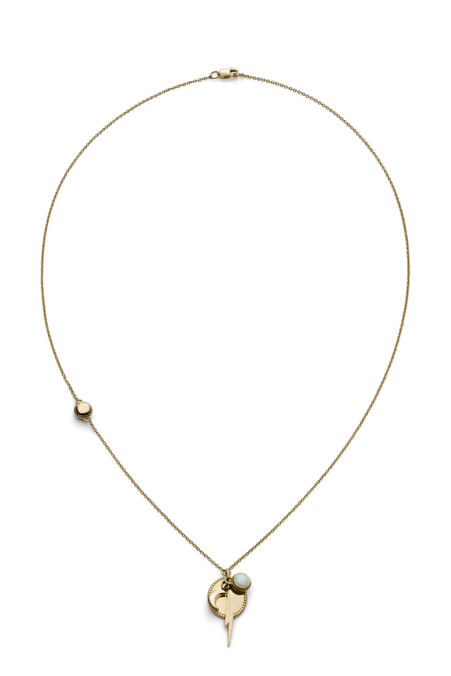 "<p>Perfect for the friend who loves feminine touches, this delicate necklace is ideal for daily wear.</p>  <p><em data-verified=""redactor"" data-redactor-tag=""em"">Shinola Bolt Cluster Necklace, $390; <a href=""https://www.shinola.com/bolt-cluster-necklace-sterling-silver.html"" target=""_blank"" data-tracking-id=""recirc-text-link"">shinola.com</a></em></p>"