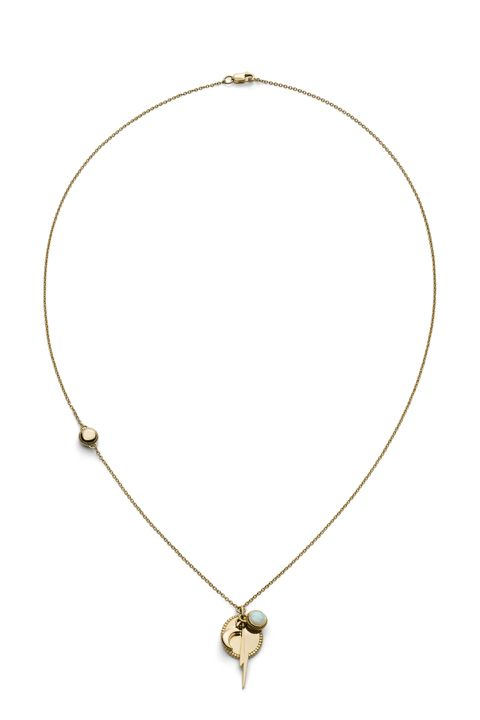 """<p>Perfect for the friend who loves feminine touches, this delicate necklace is ideal for daily wear.</p>  <p><em data-verified=""""redactor"""" data-redactor-tag=""""em"""">Shinola Bolt Cluster Necklace, $390; <a href=""""https://www.shinola.com/bolt-cluster-necklace-sterling-silver.html"""" target=""""_blank"""" data-tracking-id=""""recirc-text-link"""">shinola.com</a></em></p>"""