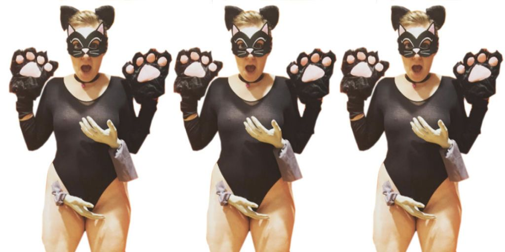 """""""Grab Them By the Pussy"""" Trump Costumes - Lena Dunham ..."""