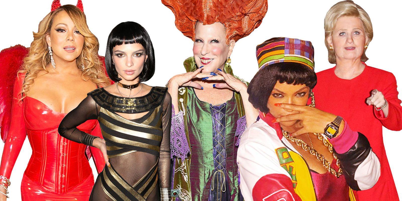 2016u0027s Best Halloween Costumes   Celebrity Halloween Looks ...