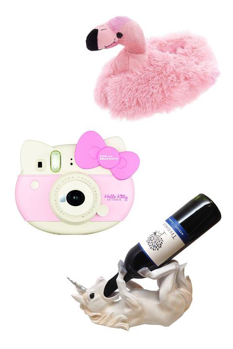Product, Pink, Technology, Ducks, geese and swans, Bird, Toy, Magenta, Waterfowl, Water bird, Baby toys,
