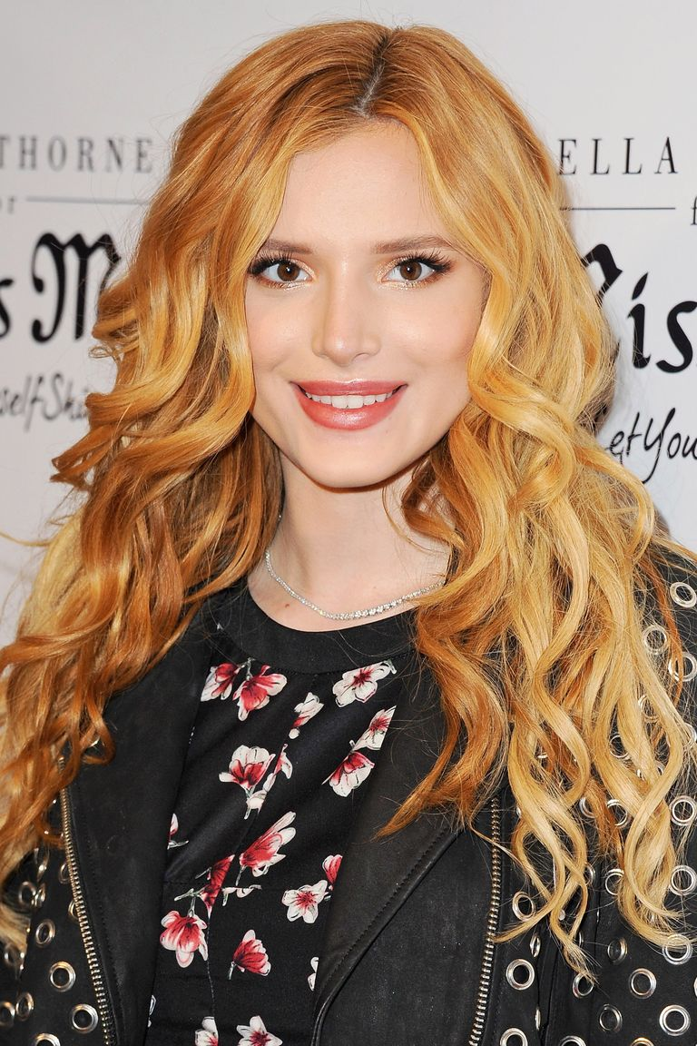 how to go from blonde to strawberry blonde hair