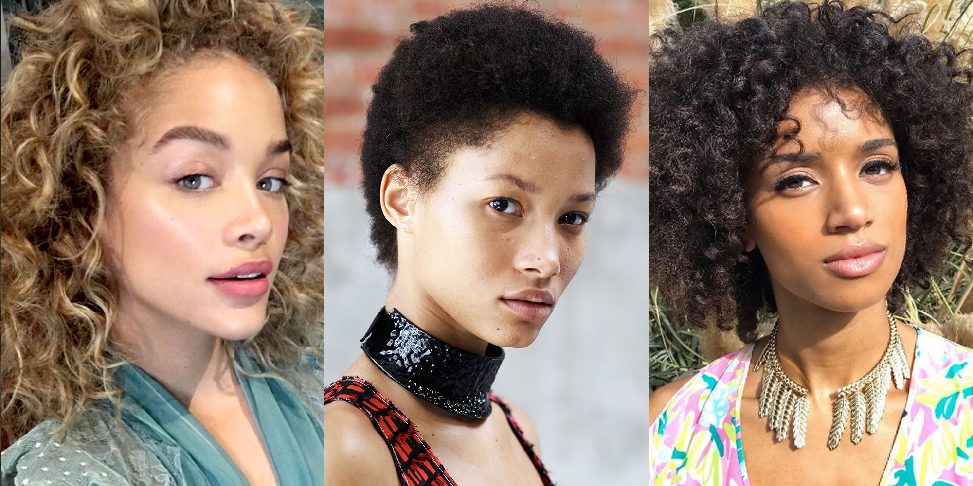 11 Natural Curly Hairstyles Gorgeous Hair Looks For Natural Curls