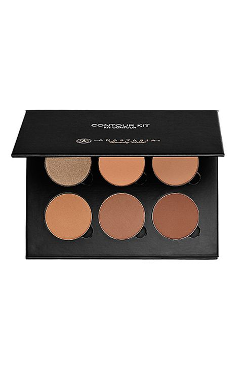 """<p>For Sir John, whose clients include Beyoncé and Joan Smalls, it's all about shade range when it comes to contouring. """"Anastasia of Beverly Hills Contour Kit is probably one of the most popular and has the greatest range in shades which makes it easy for anyone to use; whether they be from Harlem or Hong Kong,"""" he says.</p><p>Anastasia Beverly Hills Contour Kit, $40, <u data-redactor-tag=""""u""""><a href=""""http://www.sephora.com/contour-kit-P386335?skuId=1658830"""">Sephora.com</a></u></p>"""