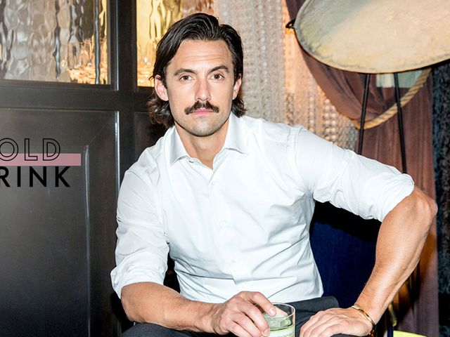 Milo Ventimiglia Just Loves Love