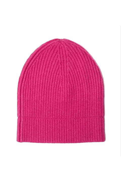 "<p>If your part of the country drops into the low double-digits during the winter, a hat is unofficially required. We love Everlane's high-quality, but wallet-friendly cashmere, and its beanie is perfection. Pick a fun color to brighten up your overall look. </p>  <p><em data-redactor-tag=""em"">Everlane Cashmere Beanie, $58; </em><a href=""https://www.everlane.com/collections/womens-scarves-hats-gloves/products/womens-cashmere-beanie-azalea"" target=""_blank"" data-tracking-id=""recirc-text-link""><em data-redactor-tag=""em"">everlane.com</em></a></p>"