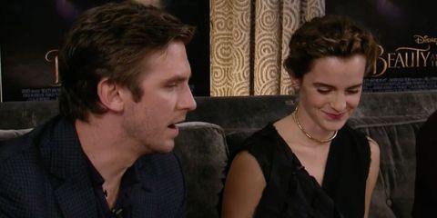 emma watson dating gaston actor