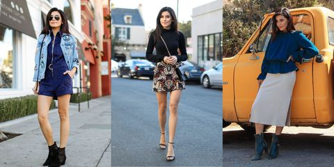 Clothing, Footwear, Leg, Brown, Human body, Sleeve, Bag, Human leg, Shoulder, Textile,