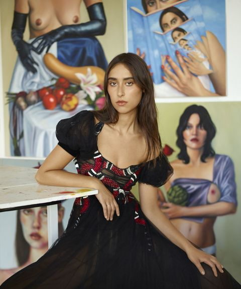 15 Women Artists Who Are Changing Their World—And Ours