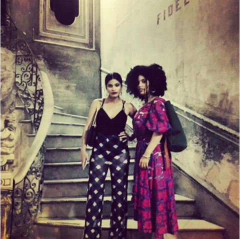 "<p><strong data-redactor-tag=""strong"">The stat:</strong> Twin sisters behind Ibeyi, fusing Yoruba, French, and Afro-Cuban influences. </p>  <p><strong data-redactor-tag=""strong"">The style:</strong> A shared penchant for bold patterns, strong silhouettes, and layered long necklaces. </p>  <p><strong data-redactor-tag=""strong"">The story:</strong> Lisa-Kaindé Diaz and Naomi Diaz have caught the ear of music and fashion notables alike, appearing in Beyonce's ""Lemonade"" video and playing at <a href=""http://www.elle.com/fashion/news/g28221/chanel-cuba-resort-2017/"" target=""_blank"" data-tracking-id=""recirc-text-link"">the Chanel 2017 Cruise show in Cuba</a>. ""I find inspiration everywhere,"" Naomi says of her eclectic taste; for Lisa-Kaindé, ""art, masks and people I know"" are the springboard for her distinctive, down-to-earth look. ""Feeling good in the clothes you're wearing onstage is very important  so that you can concentrate on the music, the sharing, and nothing else.""</p>"