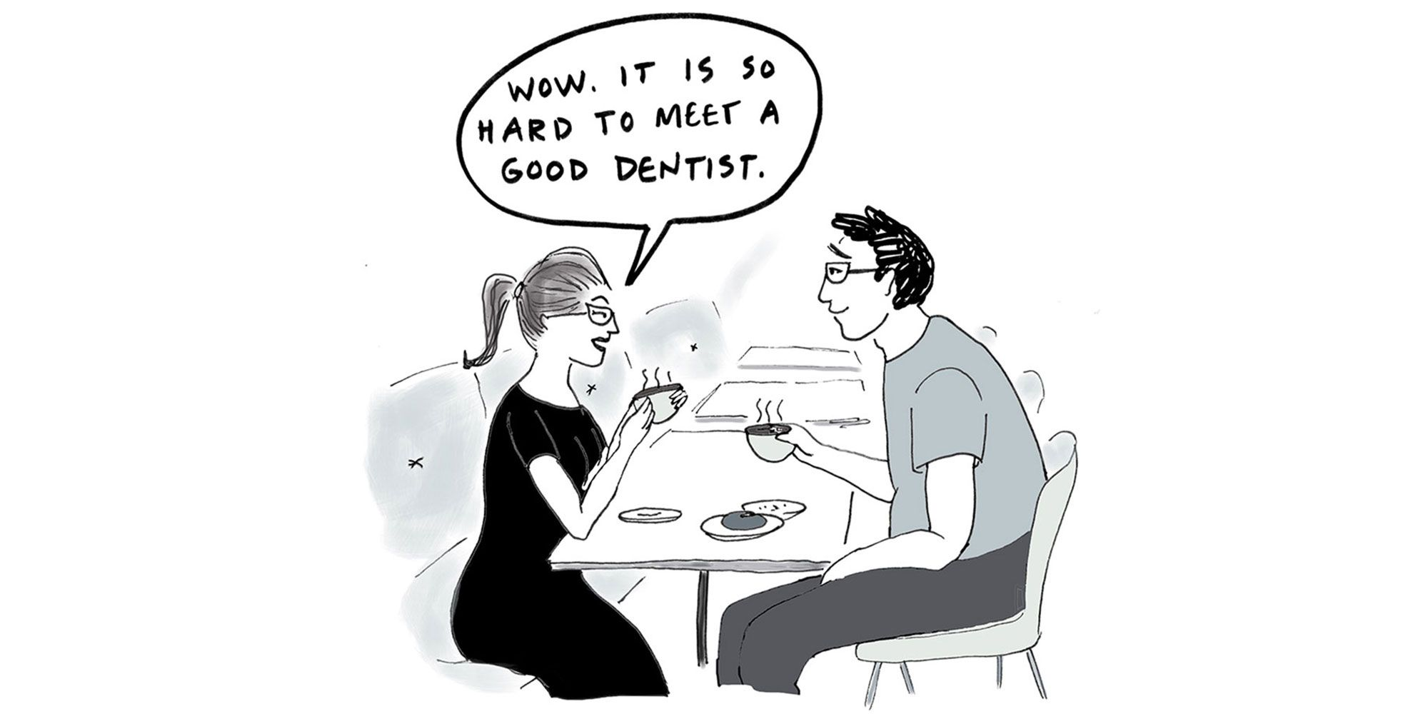 online dating cartoons