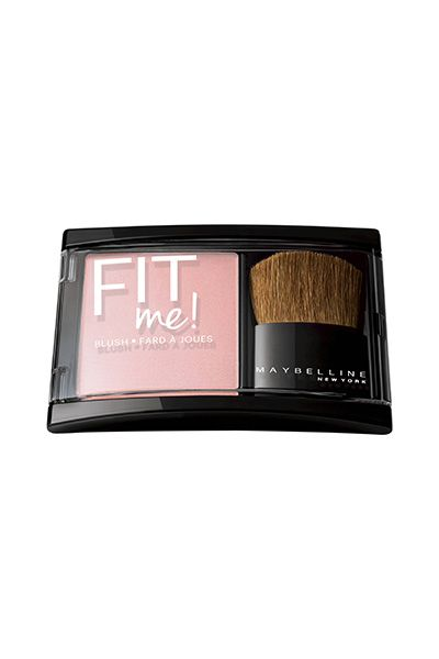 "<p>I can't say I've ever considered my ideal cheek color to be mauve, but this buildable, just-pink-enough shade adds a super-flattering pop of color that never fails to make me look like I'm brimming with health and enthusiasm (even when I'm feeling quite the opposite). – April Long, Executive Beauty Editor</p>  <p><em data-redactor-tag=""em"" data-verified=""redactor"">Maybelline Fit Me Blush in Light Mauve, $6; </em><a href=""https://www.maybelline.com/face-makeup/blush-and-bronzer/fit-me-blush/light-mauve"" target=""_blank""><em data-redactor-tag=""em"" data-verified=""redactor"">maybelline.com</em></a></p>"
