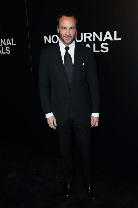 <p>At the screening of Focus Features' 'Nocturnal Animals' in Westwood, California on November 11, 2016. </p>