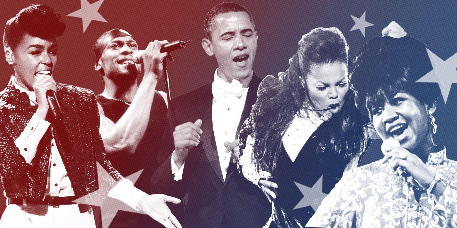 Barack Obama\'s Favorite Songs - What\'s on Barack Obama\'s ...