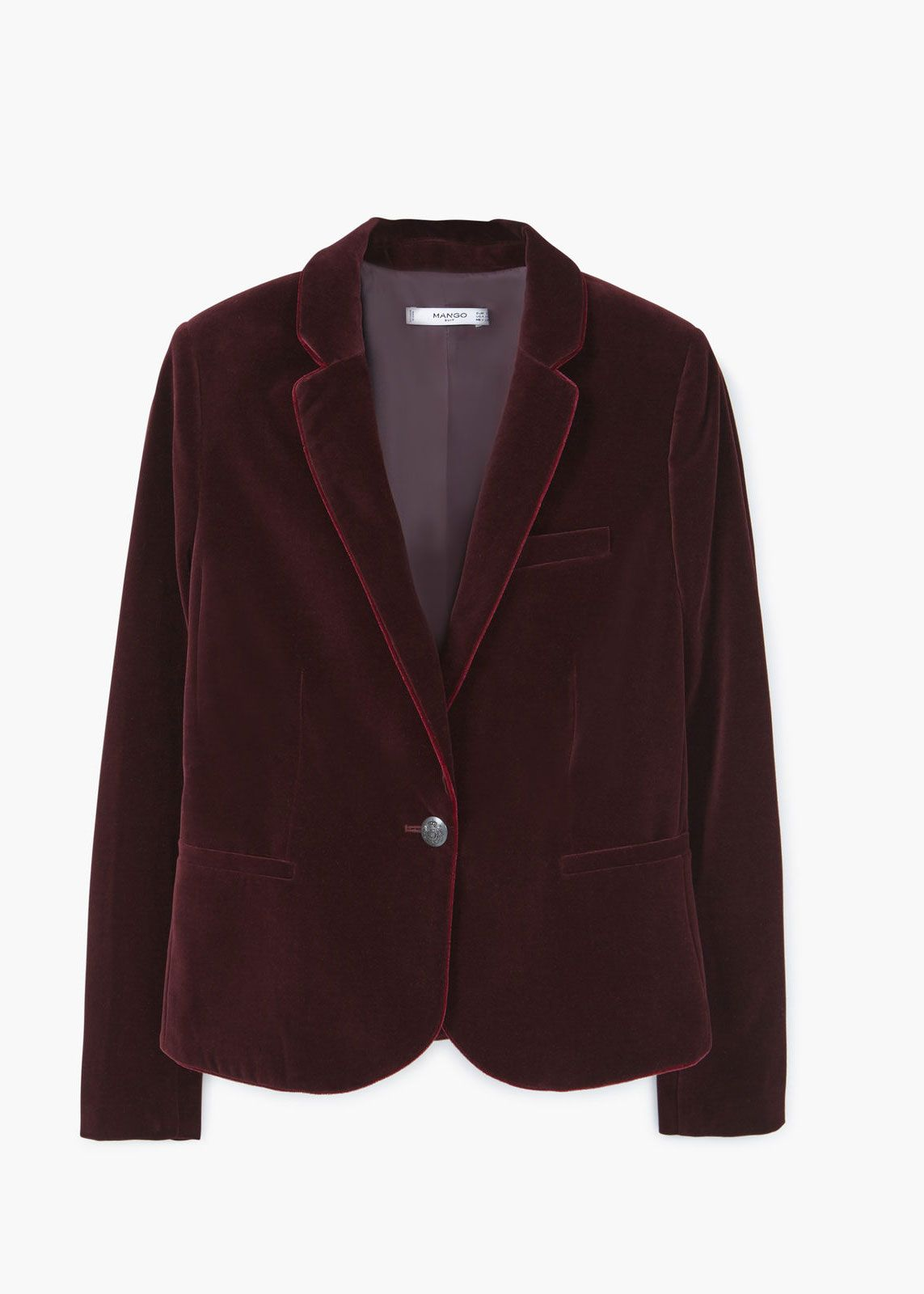 11 Reasons You'll Want a Velvet Blazer This Winter