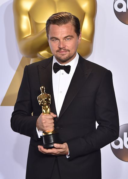 """<p>We felt like we had been dreaming this for ages. (Maybe because we had.) Year after year the Academy Awards messed with our hearts not giving one of the most deserving actors in Hollywood an Oscar, but I guess Leo really kicked up his new year affirmations because <a href=""""http://www.marieclaire.com/celebrity/news/a18955/leonardo-dicaprio-oscar-engraving/"""" target=""""_blank"""" data-tracking-id=""""recirc-text-link"""">2016 was finally his year</a>! Cue all the crying/laughing/happiness emojis. </p>"""