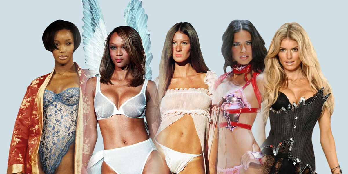 378e749045 Victoria s Secret Fashion Show Timeline - Most Controversial Moments from  the Victoria s Secret Fashion Show